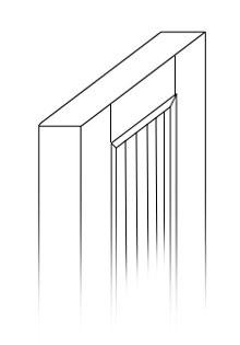 Modelo puerta cocina Faris