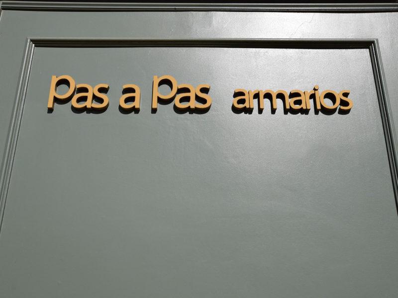 PAS A PAS ARMARIOS